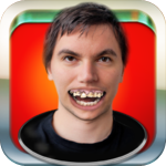 Fake Teeth Booth
