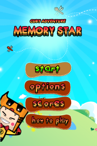 Screenshot Cuby Memory Star