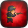 Army Firing Range - A Soldier Running Dash
